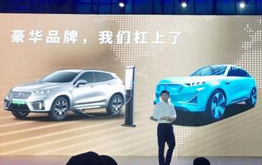 魏建军:WEY品牌首款氢燃料电池车 2022年推出