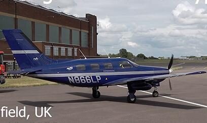 ZeroAvia完成氢燃料电池飞机试飞  2040年航程将超3400英里