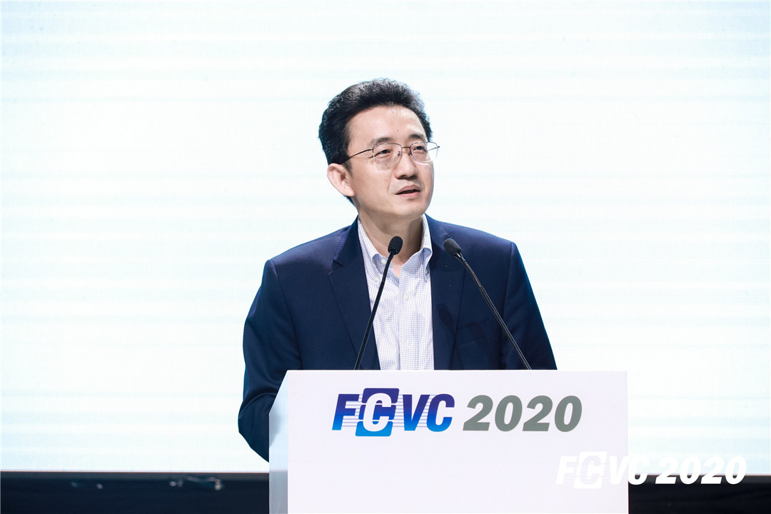 上汽集团副总裁祖似杰:2025年前上汽将推10款氢燃料电池汽车