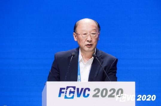 中国工程院院士李骏:未来氢能燃料电池应该向降成本技术突破