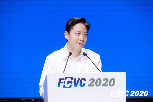 嘉定区委书记陆方舟:嘉定将把氢燃料电池汽车产业作为重点方向