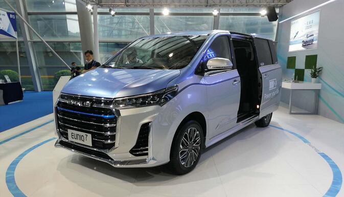 全国人大代表,上汽董事长陈虹:加快氢燃料电池汽车产业政策配套