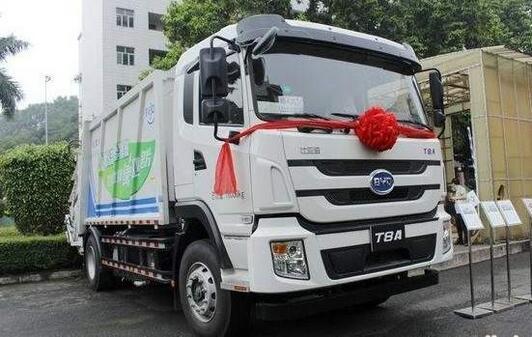 比亚迪氢燃料汽车计划正式启动  与蜀都客车开发氢电商用专用车