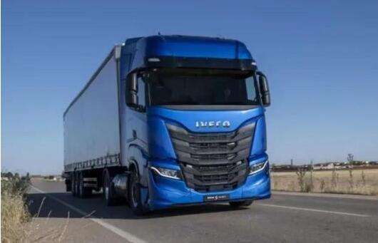 依维柯氢燃料电池重卡2023年推出 氢燃料轻卡及客车也将研发