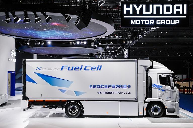 林坰泽:现代汽车正在研发中型氢燃料电池卡车和氢燃料电池重卡