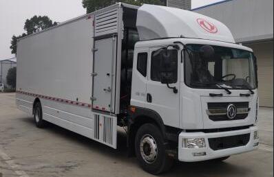 深兰科技自动驾驶氢燃料电池重卡车将于两年内交付1000台