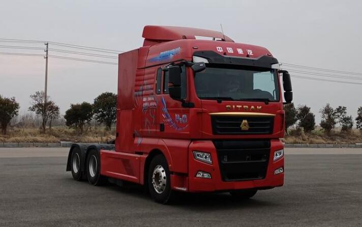 汕德卡氢燃料电池重卡车上榜344批公告 搭载潍柴动力燃料电池