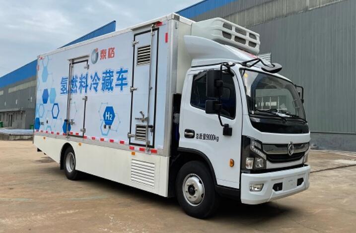 泰格氢燃料电池冷藏车上榜第344批公告 搭载武汉泰歌燃料电池