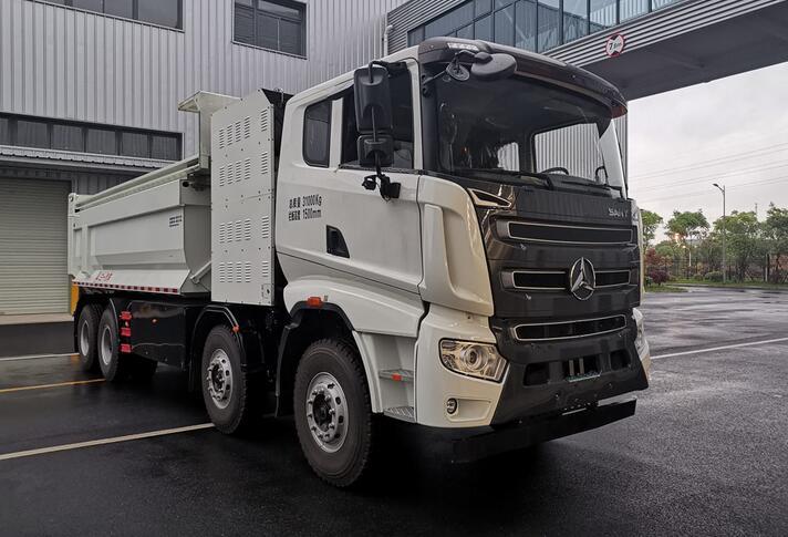三一氢燃料电池自卸卡车上榜344批公告 搭载上海重塑燃料电池