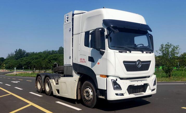 东风氢燃料电池重卡车上榜第346批公告 搭载新源动力燃料电池