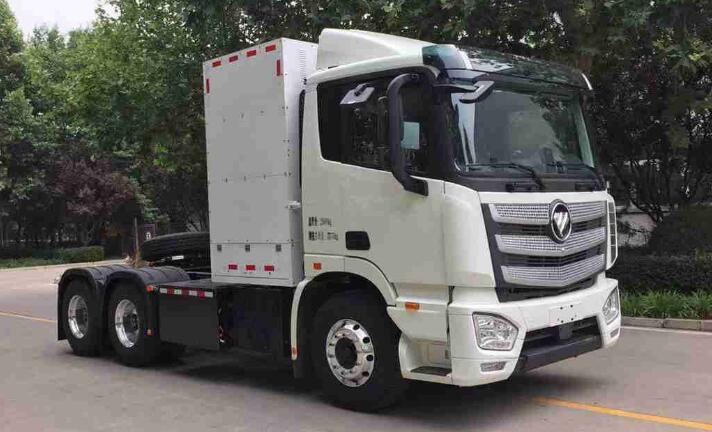 福田氢燃料电池重卡车上榜第346批公告 搭载未势能源燃料电池