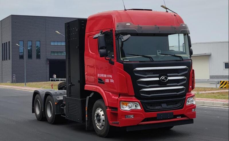 金龙氢燃料电池重卡车上榜第346批公告 搭载亿华通氢燃料电池