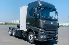 远程氢燃料电池重卡车上榜第346批公告 搭载上海重塑燃料电池