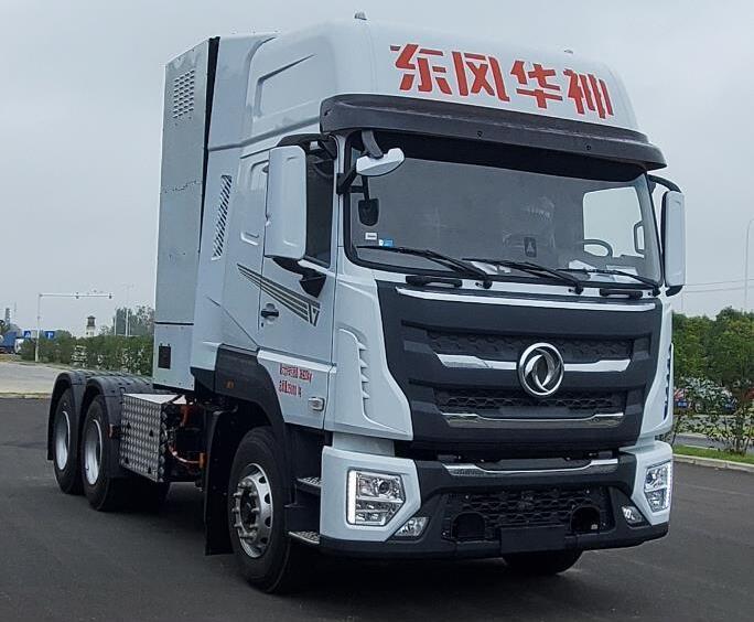 东风华神燃料电池重卡车上榜349批公告 搭载鸿力氢动燃料电池