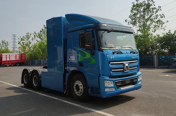 徐工氢燃料电池重卡车上榜第349批公告 搭载青岛氢雄燃料电池