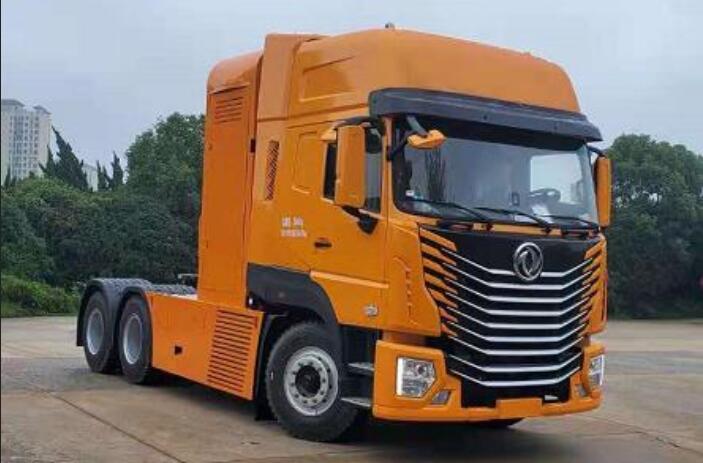 东风氢燃料电池重卡车上榜第349批公告 搭载格罗夫氢燃料电池