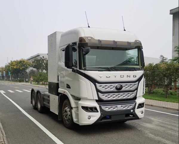 宇通燃料电池卡车上榜349批公告 搭载重塑/亿华通燃料电池系统