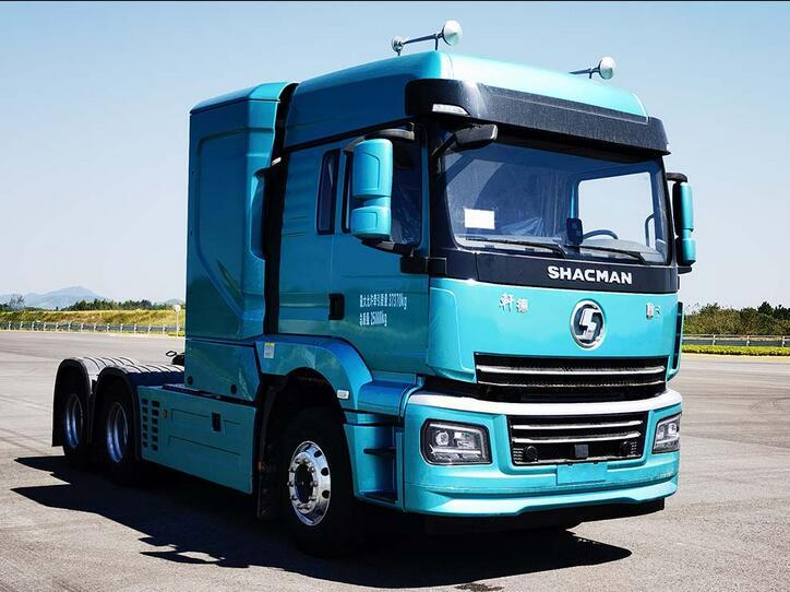 陕汽氢燃料电池卡车上榜第349批公告 搭载上海捷氢燃料电池