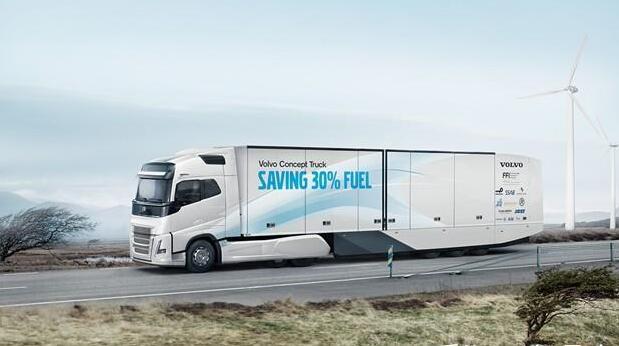 沃尔沃将与戴姆勒联合生产氢燃料电池重卡车和氢燃料电池客车
