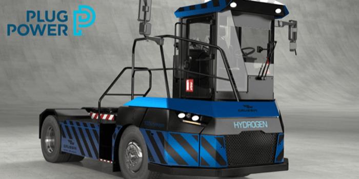 法国车企Gaussin与PlugPower合作开发氢燃料电池机场运输车