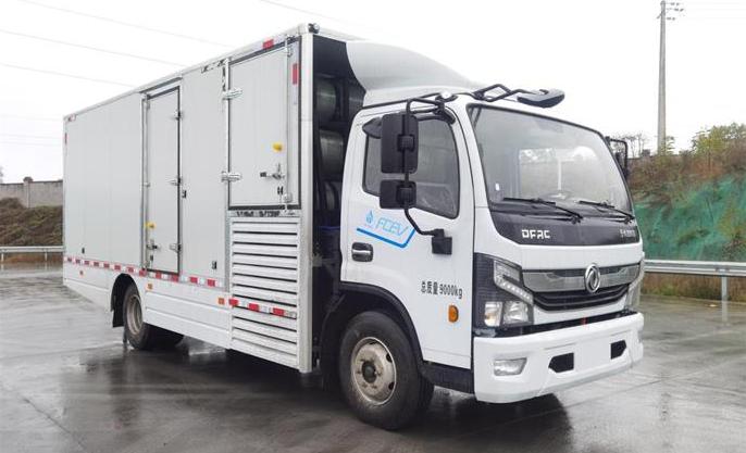 340批公告:重特氢燃料电池冷藏车搭载明天氢能燃料电池系统