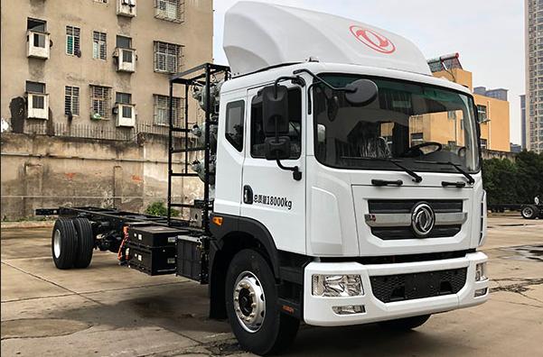 340批公告:东风氢燃料电池卡车底盘搭载深兰科技燃料电池系统