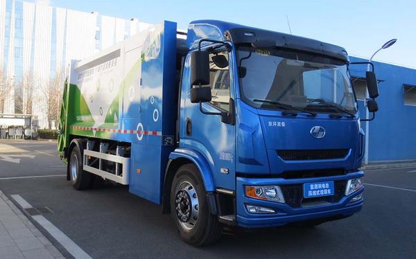 340批公告:华林氢燃料电池垃圾车搭载上海捷氢燃料电池系统