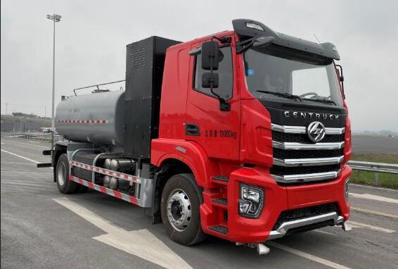 340批公告:重特氢燃料电池环卫车搭载德燃动力燃料电池系统