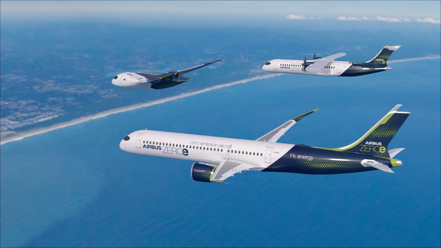 机构 :2040年全球氢燃料电池飞机市场价值将超过1740亿美元