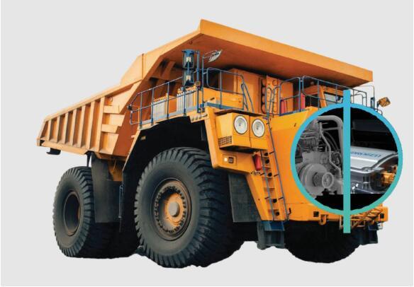 Hydra旗下氢燃料电池矿用卡车亮相 搭载巴拉德燃料电池系统