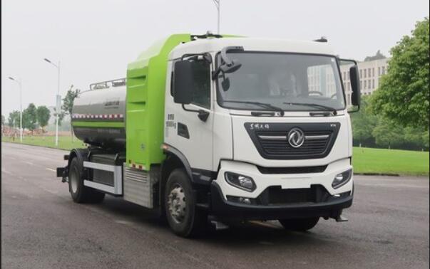 中联氢燃料电池清洗车上榜344批公告 搭载雄韬氢雄氢燃料电池