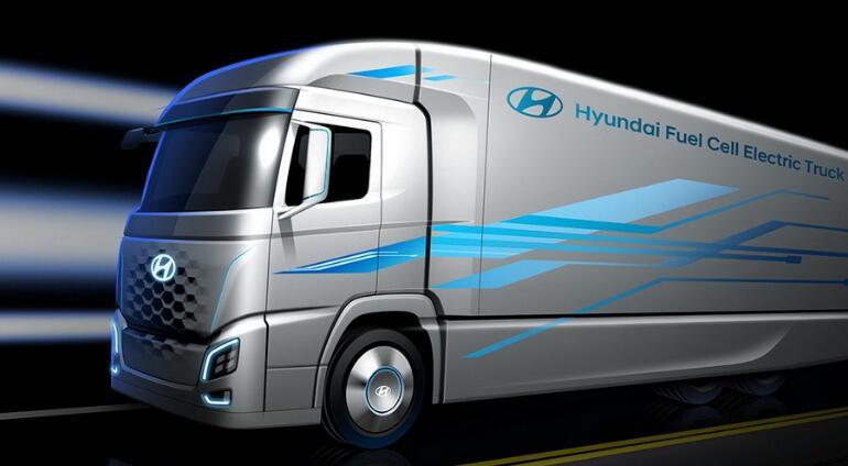 现代汽车:2030年起,每年生产50万辆现代氢燃料电池汽车