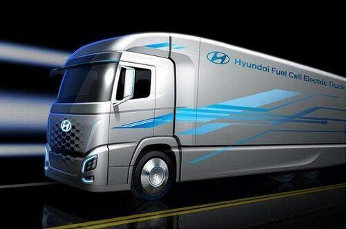 现代氢燃料电池汽车负责人:正在开发现代氢燃料电池商用车技术