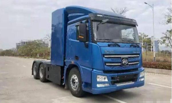 飞驰氢燃料电池牵引卡车研发成功 续航400km