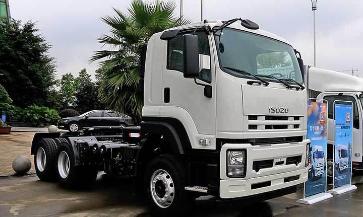 日本氢燃料卡车发力 本田与五十铃联合研发氢燃料电池重型卡车
