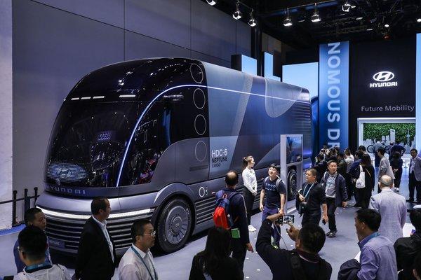 现代汽车发力中国氢燃料卡车市场  100%持股四川现代