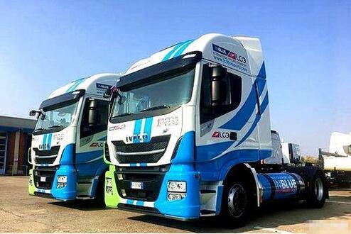 博世将为依维柯氢燃料电池重卡车提供燃料电池发动机