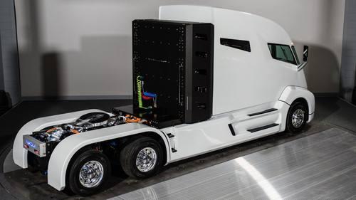 通用汽车正式布局氢燃料电池汽车 投资尼古拉20亿美元占股11%