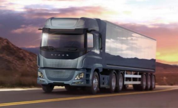 道达尔等投资海森氢燃料电池卡车公司2000万美元