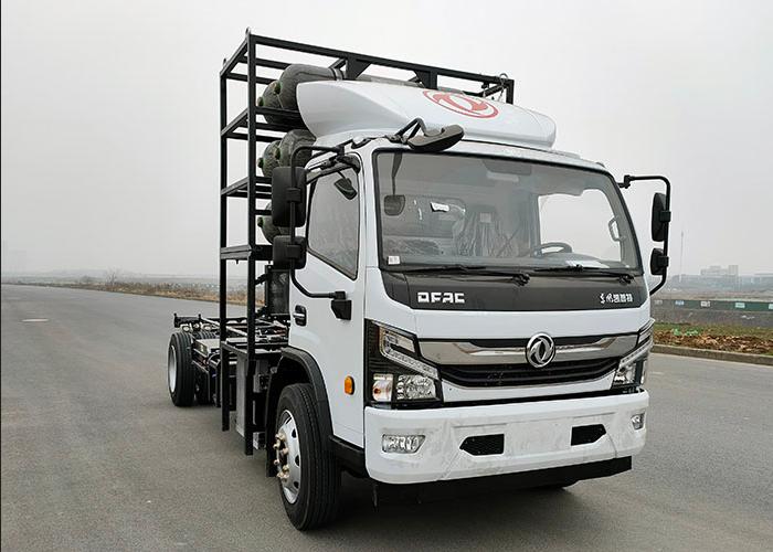 东风氢燃料电池卡车底盘上榜341批公告 搭载恒动氢能燃料电池