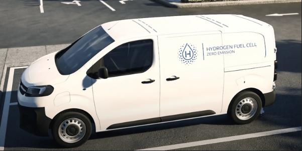 Stellantis氢燃料电池物流车将2021年交付 WLTP续航400公里