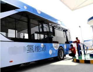 中石化将在广州黄埔建20座加氢站