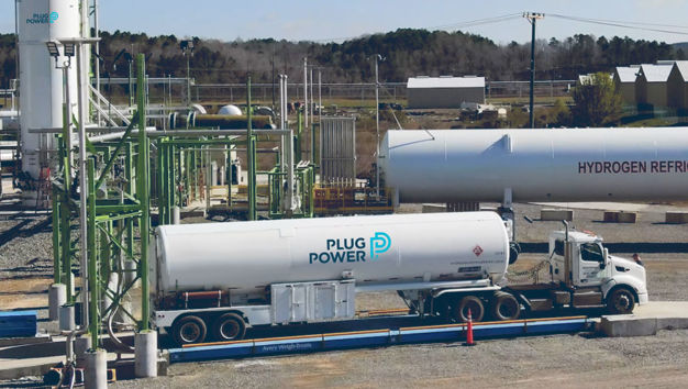 PlugPower明年底前实现液态制氢 2028年将生产1000吨绿氢