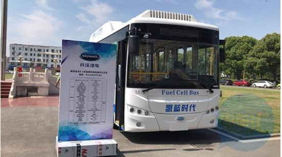 氢蓝时代与深圳南科燃料电池,深圳通用氢能签署战略合作协议