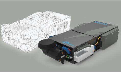 巴拉德:全球卡车氢燃料电池发动机市场将超1200亿美元/年