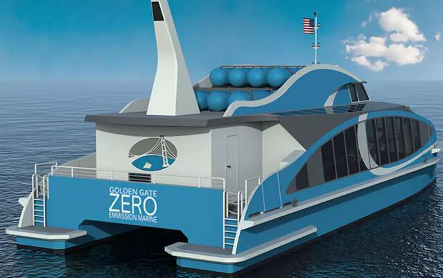 三星重工与布鲁姆开发氢燃料船舶 2022年售出首艘氢燃料船舶