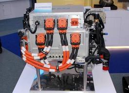上海电气成功研发燃料电池系统 额定功率66KW
