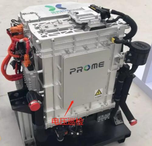 额定功率117kW 捷氢发布燃料电池系统新品PROME P3X