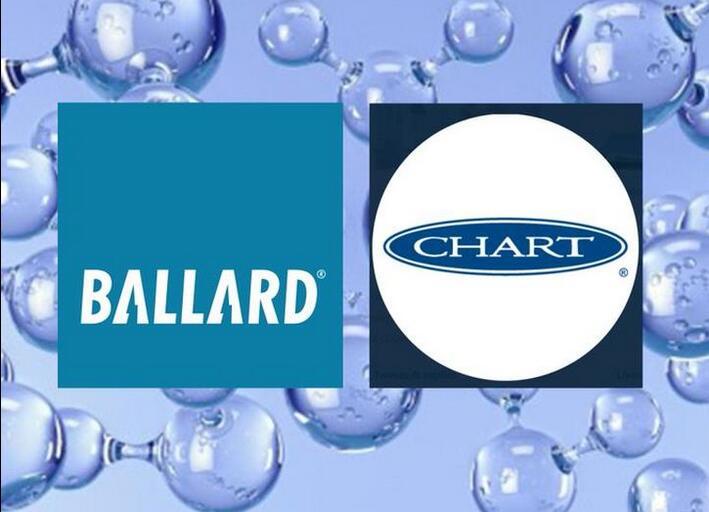 巴拉德&查特签署氢燃料电池重卡车载氢解决方案联合开发协议