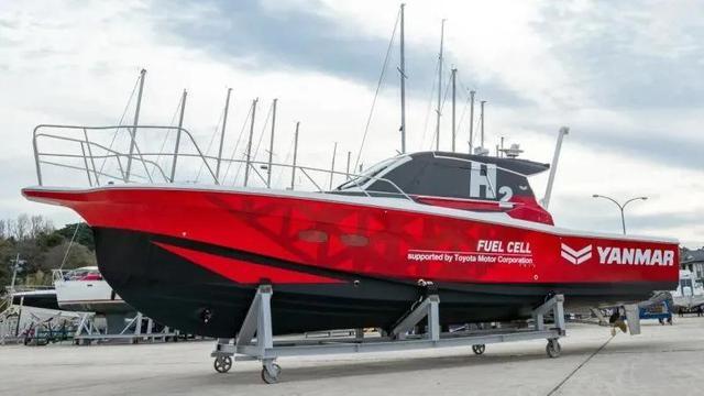 Yanmar船舶氢燃料电池系统现场示范试验完成